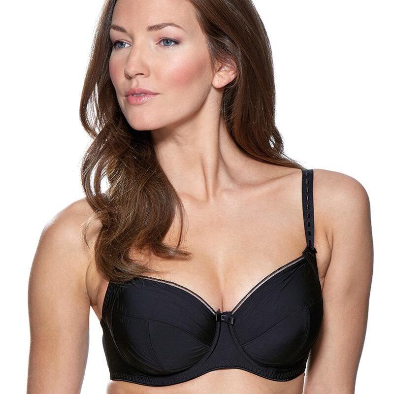 Charnos everyday black bra