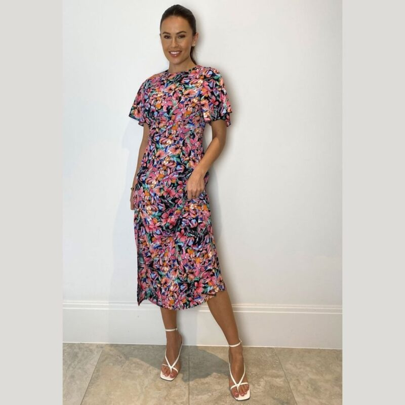 britney girl in mind dress