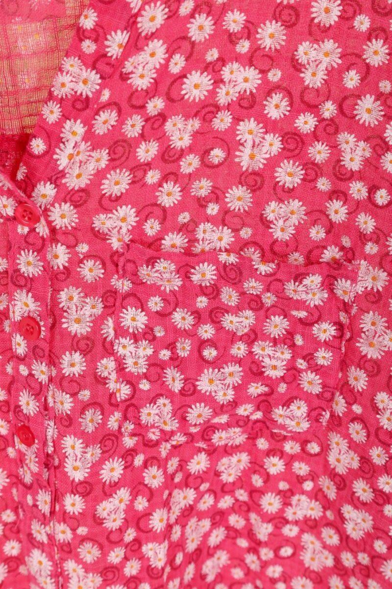 Fushia Shirt Jerros Birr1
