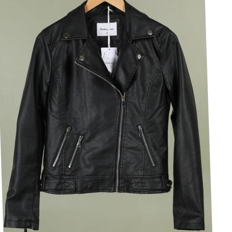 black biker jacket 228 jerros birr